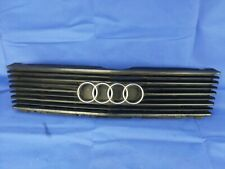 AUDI 100 C3  FRONT GRILLE GRILL RADIATOR COVER