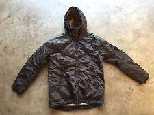 NWT Nike Nikelab x Stone Island The Windrunner Parka Jacket sz Large Black