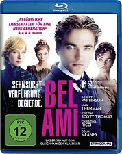 BEL AMI (Robert Pattinson, Uma Thurman) Blu-ray Disc NEU+OVP