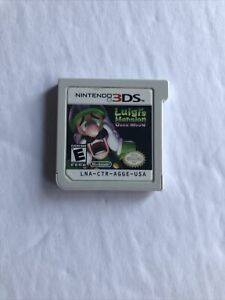 🇨🇦Luigi's Mansion: Dark Moon (Nintendo 3DS) Cartridge Only