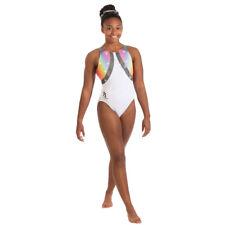 """Milano Pro Sport Gymnastic leotard - Fierce Bodice 200804 - Sizes 26""""-36""""  NEW"""