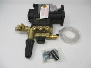 Pressure Washer Pump 2.5 GPM 90037 3400 PSI Horizontal Simpson OEM