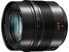 Panasonic Lumix G 42.5-42.5mm F/1.2-16 Power O.I.S. DG Aspherical AF Lens For Four Thirds