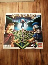 LEGO Games Minotaurus 3841 COMPLETE WITH MANUALS
