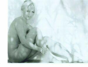 Brigitte Bardot Black & White Press Photograph London Features International