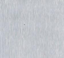 Wassertransferdruck Folie Alu Gebürstet 1 - 100cm breit