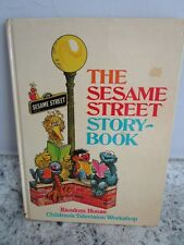 Sesame Street Storybook 1991 Hardcover Childrens Television Network