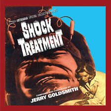 Shock Treatment - Complete Score - Limited Edition - OOP - Jerry Goldsmith
