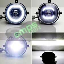 Mini F54 Clubman Front DRL Daytime Running Lights LED Halo Fog Lights