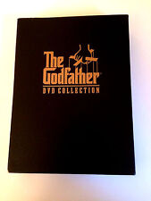 The Godfather DVD Collection (DVD, 2001, 5-Disc Set)