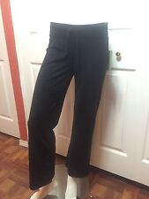 Aspire Women's Yoga Pants Black Run Walk Exercise Active Wear Small New Nwt