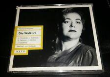 Wagner DIE WALKURE - Rysanek / Suthaus / Nilsson / Hotter / Karajan CD 1958 MYTO