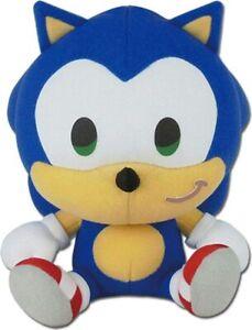 "Sonic the Hedgehog ~ 7"" SONIC SD (SITTING) PLUSH"
