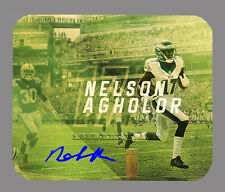 Item#3921 Nelson Agholor Philadelphia Eagles Facsimile Autographed Mouse Pad