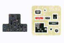 P-40 B/C Tomahawk Rechange, 3D, Coloré Instrument Panels #4842 1/48 Yahu New