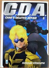 Gundam C.D.A. n. 8 di H. Kitazume ed. Star Comics * SCONTO 50% * NUOVO!
