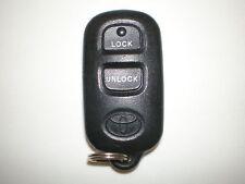Oem Toyota Corolla Keyless Remote Entry Key Fob Transmitter Alarm Gq43Vt14T