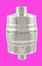 Genuine Sprite Shower Filter - Chrome Brass  HO High-Output Model - Made In USA