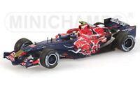 MINICHAMPS TORO ROSSO STRI F1 TEAM cars V LIUZZI, S SPEED, & N JANI, 2006 1:43rd