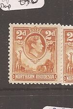 Northern Rhodesia KGVI 2d Animals SG 31 MNH (6avw)