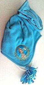 Princess hat mitten set toddler girls