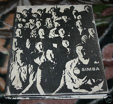 Lynden High School Yearbook 1972 Simba Lynden Washington Whatcom County