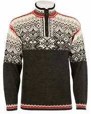 100% Wool Norwegian Narvik Sweater SUPREME Knitwear by Norlender made in Norway