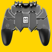 Portable Mobile Phone Gamepad Wireless For PUBG Game  Controller Joystick