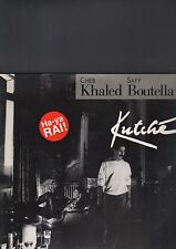 CHEB KHALED / SAFY BOUTELLA - kutche LP