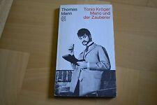 Thomas Mann (libro/Tb) - tonio kröger + mario y el mago