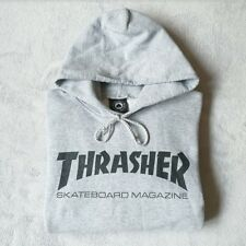 Thrasher Skate Magazine Hoodie RRP £70 [L]