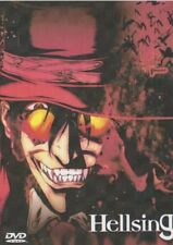 Hellsing Complete Collection | Episodes 1-13 | English Audio (DVD)
