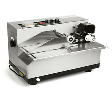 Automatic Solid Ink Date Coding Machine Date Code Marking Printing 220V