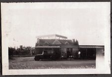 VINTAGE 1923-1926 LOS ANGELES CALIFORNIA L W GANT NURSERY COMPANY OLD CARS PHOTO