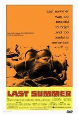LAST SUMMER 1969 Barbara Hershey, Richard Thomas, Bruce Davison, ALL R DVD