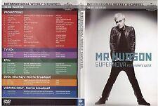 WEEKLY SHOWREEL 26.09 - DVD PROMO - BOYS II MEN lady gaga JUSTIN BIEBER jonas