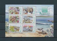 LM11568 Alderney animals fauna flora nature good sheet MNH