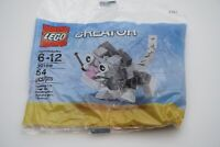 LEGO 30188 Creator Cute Kitten Polybag NEW Factory Sealed