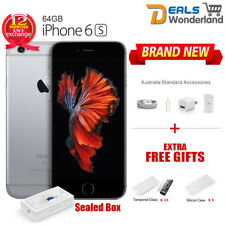 New Sealed Box Apple iPhone 6S 64GB Mobile Phone Space Grey Unlocked Hot Sale