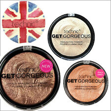 Get Gorgeous Highlighting & Bronzing Illuminating Pressed Powder Contour Make Up