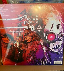Kid Cudi Man On The Moon End Of Day -  Exclusive Crystal Clear 2x Vinyl LP
