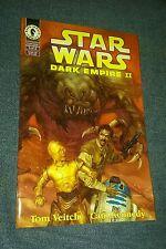 1995 Star Wars DARK EMPIRE II #5 1st Appearance of JAICEN & JAINA SOLO vf