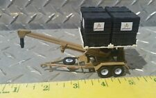1/64 CUSTOM HIGH DETAILED PFISTER SEED PROBOX TENDER SPEC CAST ERTL FARM TOY