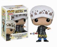 TRAFALGAR LAW doll Action Funko pop ONE PIECE 10cm Figure Toy vinyl dolls