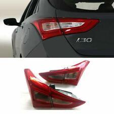 New OEM LED Rear Tail Light Lamp 4pcs Set for Hyundai Elantra GT i30 12-16