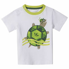 adidas 100% Cotton T-Shirts & Tops (0-24 Months) for Boys