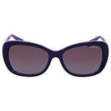 Vogue Dark Violet Square Sunglasses