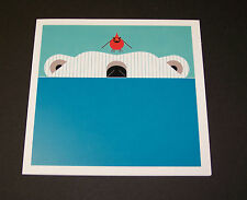 "Charles//Charley Harper Notecards /""Love From Above/"" 4 Pack w//Envelopes"