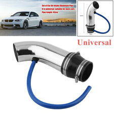 Universal 75mm/3'' Car SUV Cold Air Intake Induction Pipe Kit Filter Tube System