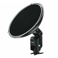 Godox Beauty Dish AD-S3 with Grid for WITSTRO AD180 AD360 II Speedlite Flash